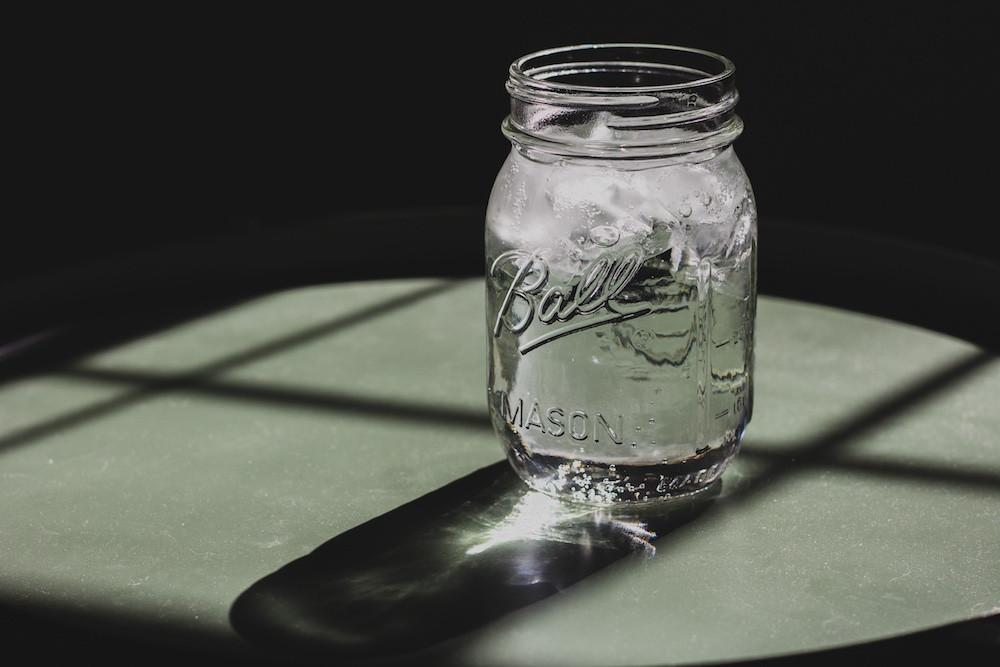 genug wasser trinken