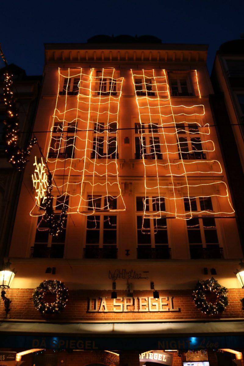 Düsseldorf Lichter