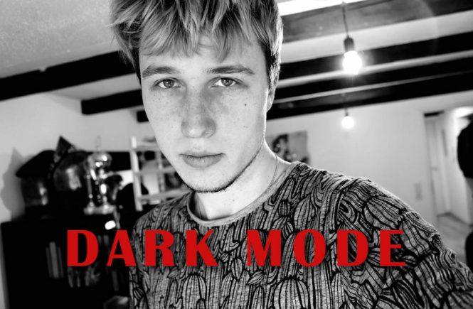 dark mode aktivieren