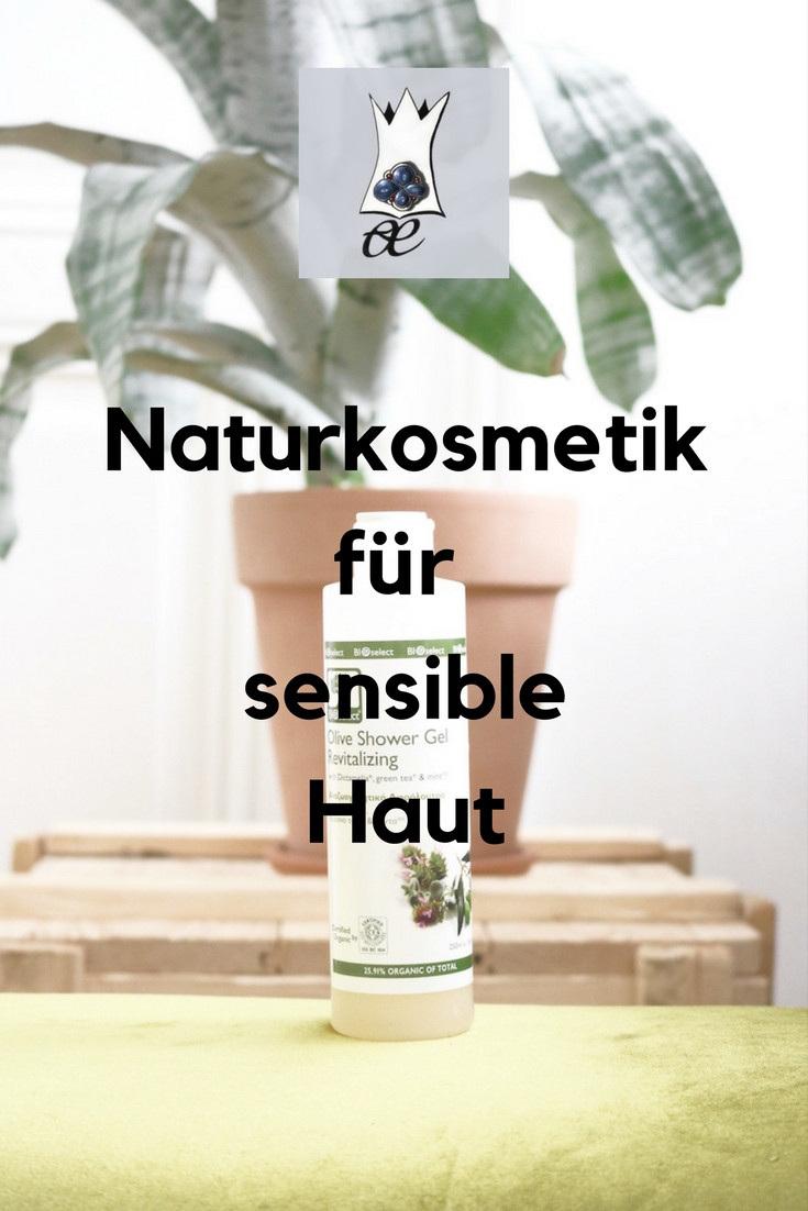 naturkosmetik für sensible haut
