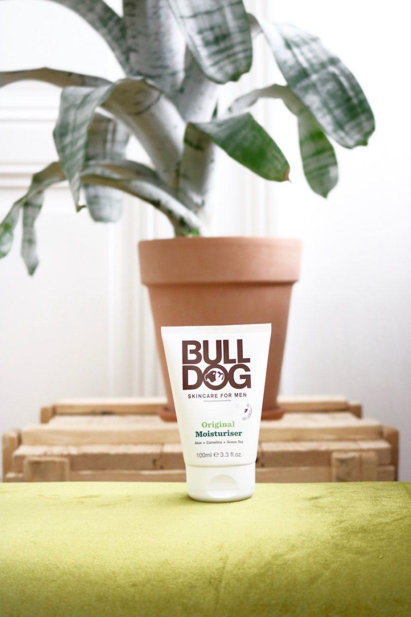 bulldog moisturizer ©laurel koeniger