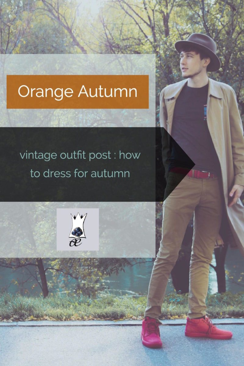 vintage outfit post