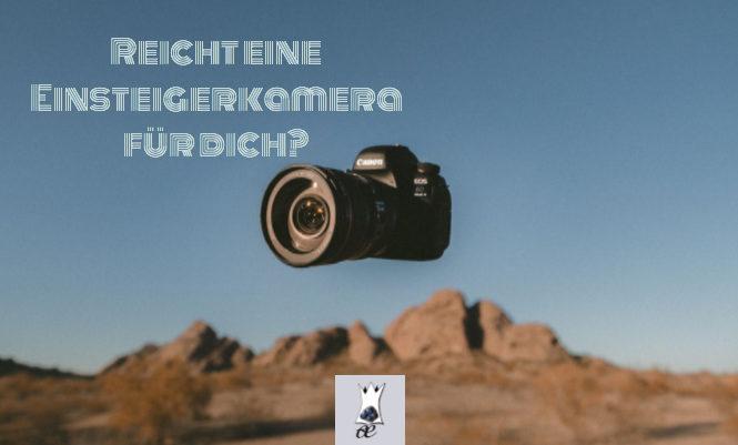 Wie du mit einer Anfängerkamera und nur einem Objektiv gute Fotos machst