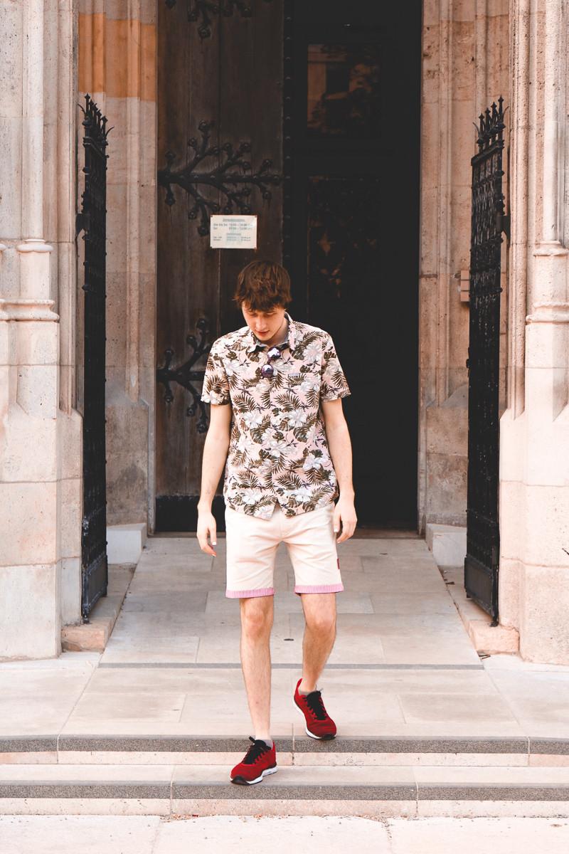 summer Outfit Inspiration Men