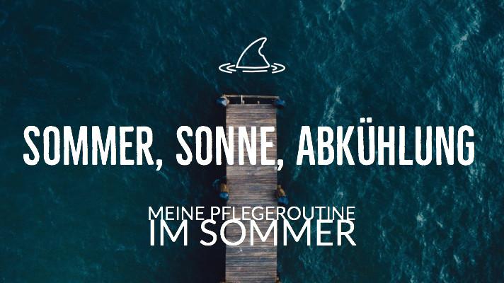 Pflege und Gesundheit im Sommer