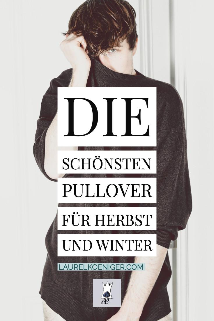 Schöne, nachhaltige Pullover für Männer | Frühling & Sommer 2021