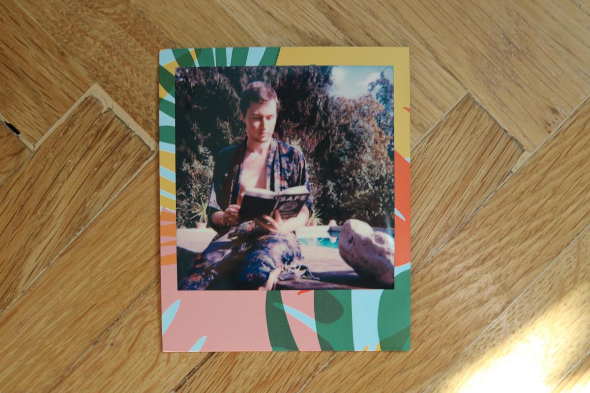erfahrungsbericht über die polaroid 600 @laurel koeniger