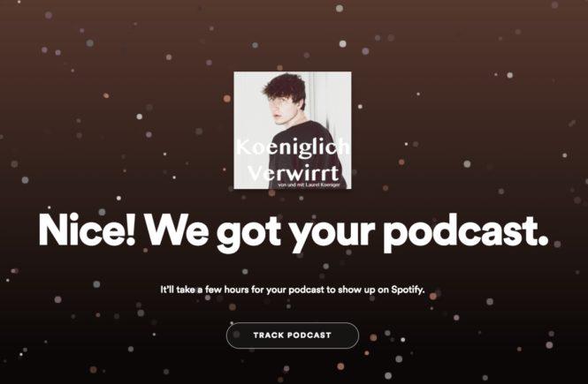 Deinen Podcast gratis auf Spotify hochladen | OFFIZIELL + Anleitung