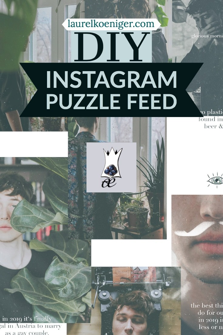 instagram puzzle feed