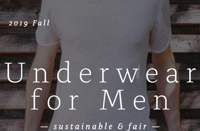 nachhaltige unterhosen für männer
