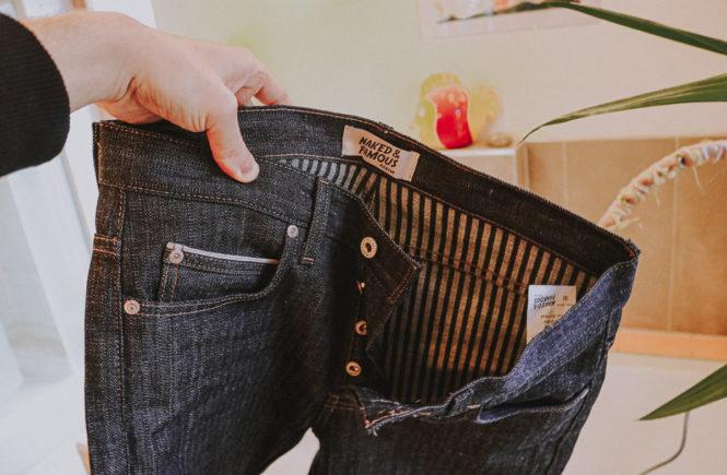 Pflege für deine neue Indigo Raw Denim Jeans
