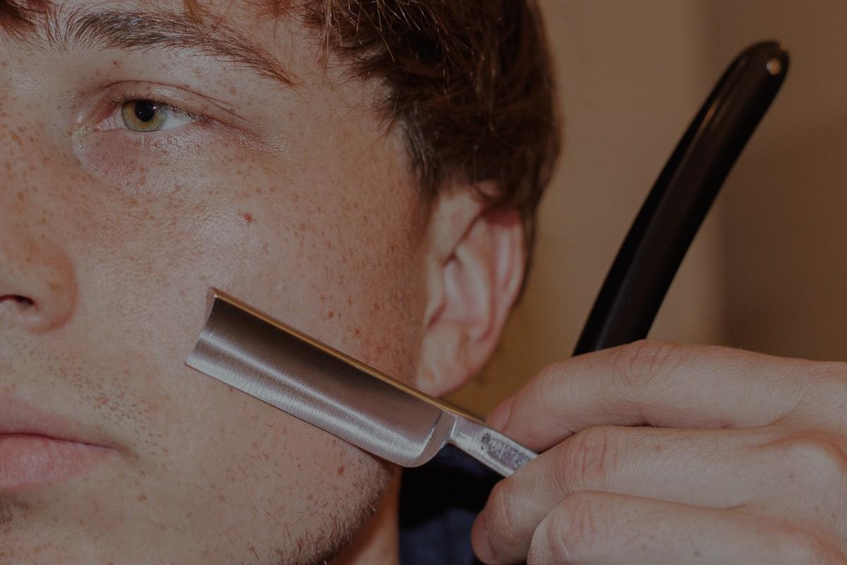 So rasierst du dich mit Rasiermesser | Esbjerg Wien