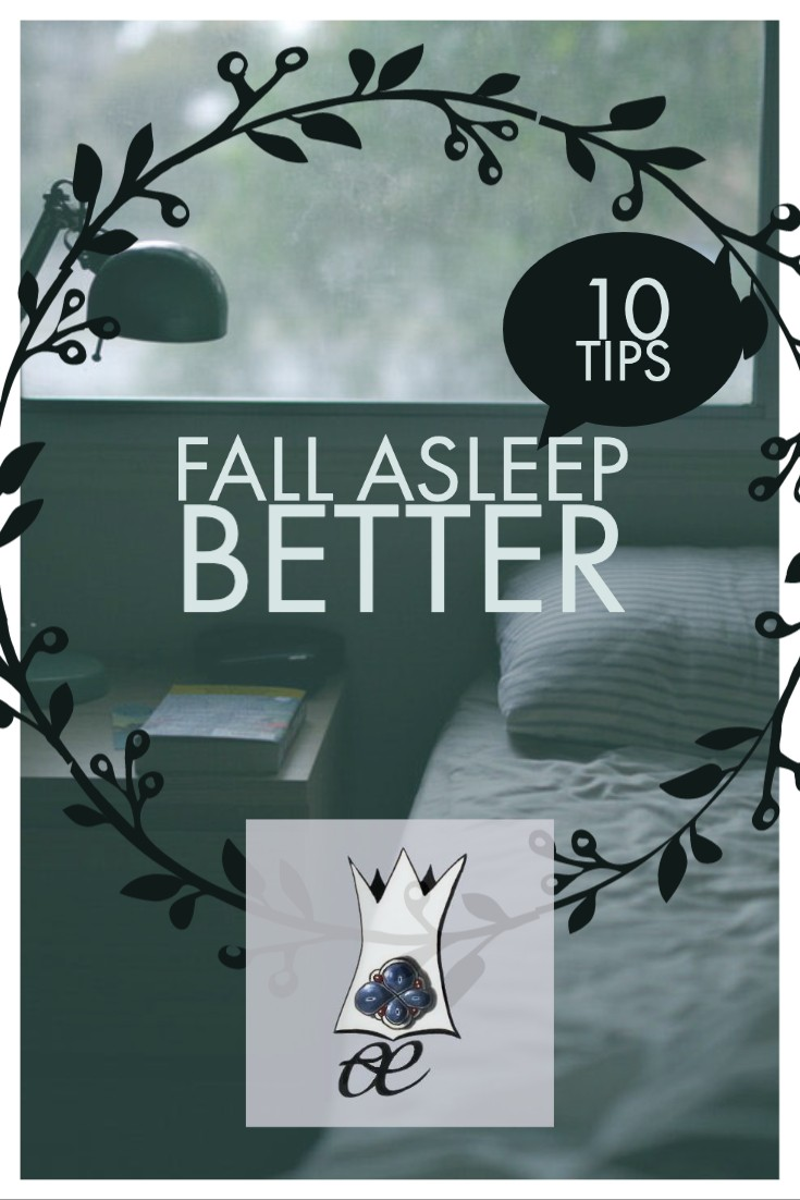 Fall asleep better
