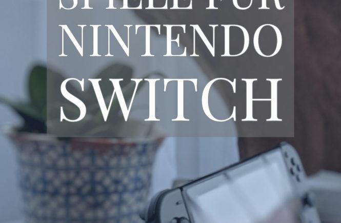 Laurels TOP 10 | Die coolsten Spiele für Nintendo Switch