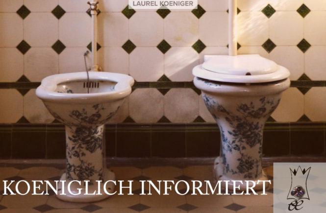 Aufstieg und Untergang des Bidets | KOENIGLICH INFORMIERT #48