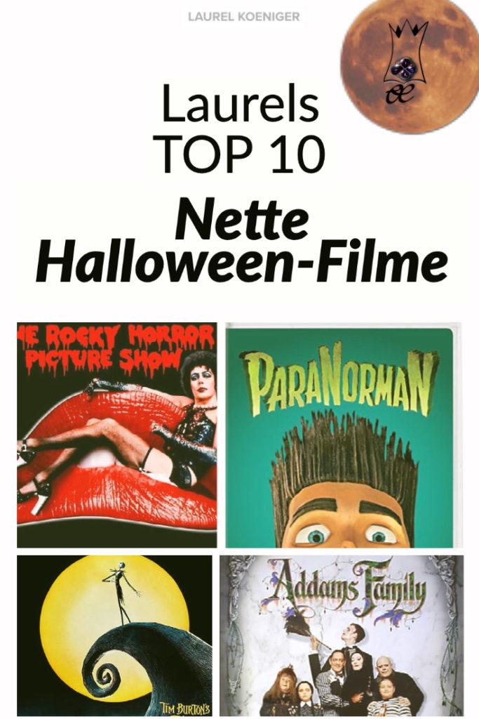 Laurels TOP 10 | Nette Halloween Filme + Trailer